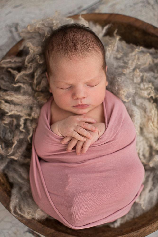 Neugeborenenfotografie Reutlingen in der Nähe von Stuttgart