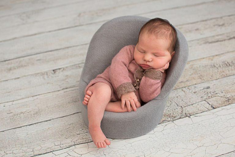 Neugeborenenshooting Reutlingen Fotostudio