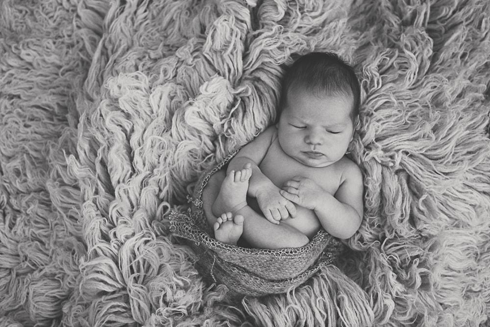 Reutlingen Neugeborenenfotografie Profi