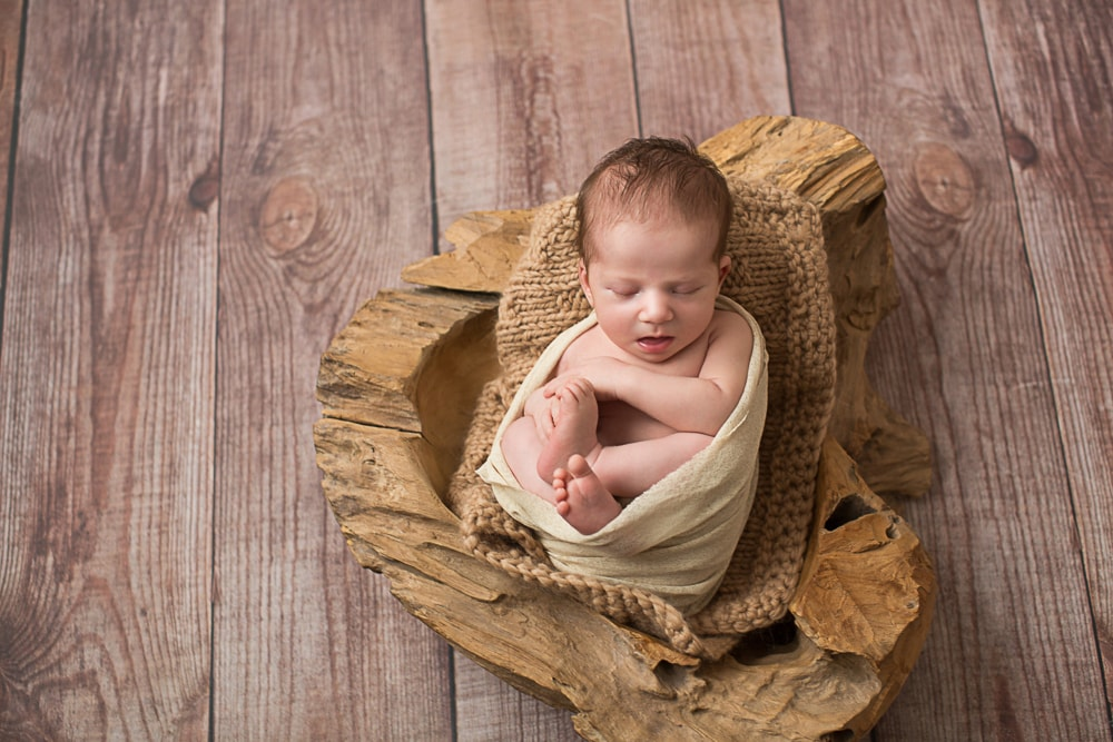 Baby Fotoshooting Owen