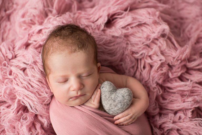 Baby Fotoshooting in der Nähe von Esslingen