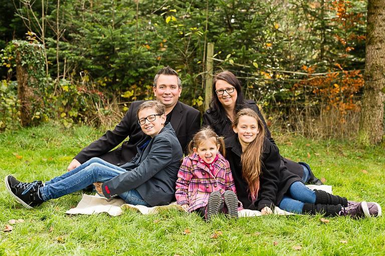 Familien Shooting als Weihnachtsgeschenk Stuttgart