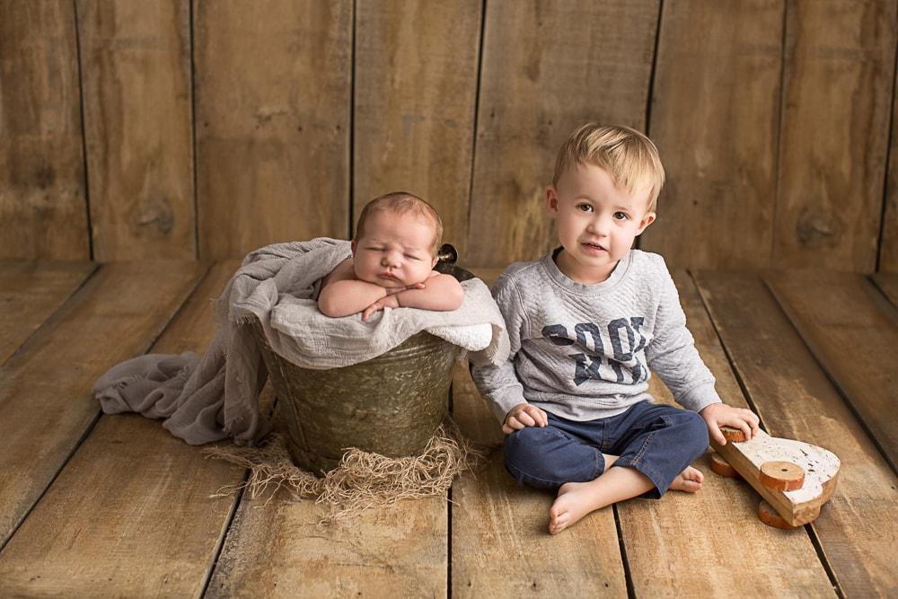 Babyshooting Geschwister Nürtingen