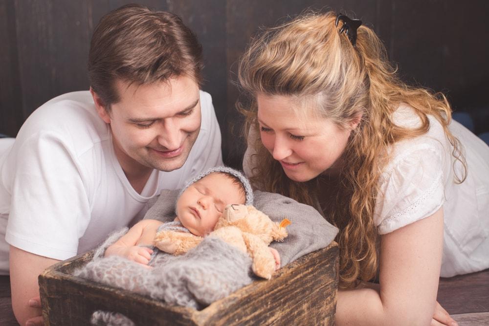 Neugeborenen Shooting Esslingen