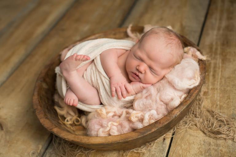 Neugeborenenfotografie Ostfildern Fotostudio