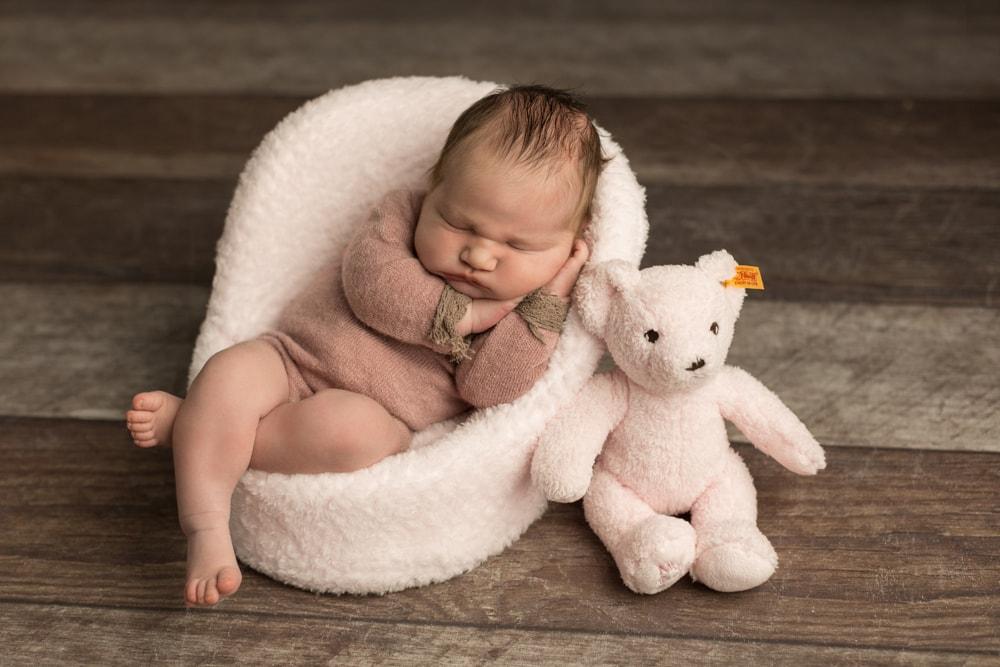 Newborn Fotoshooting Stuttgart