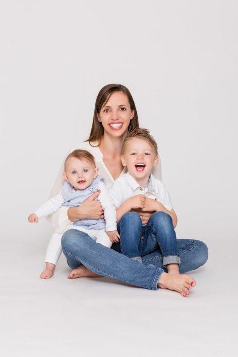 Familien Fotoshooting Stuttgart mit Mama und Kinder