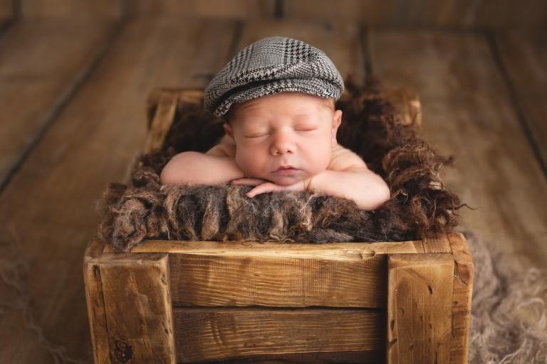 natürliche Neugeborenenfotografie für eine Familie aus Schwäbisch Gmünd