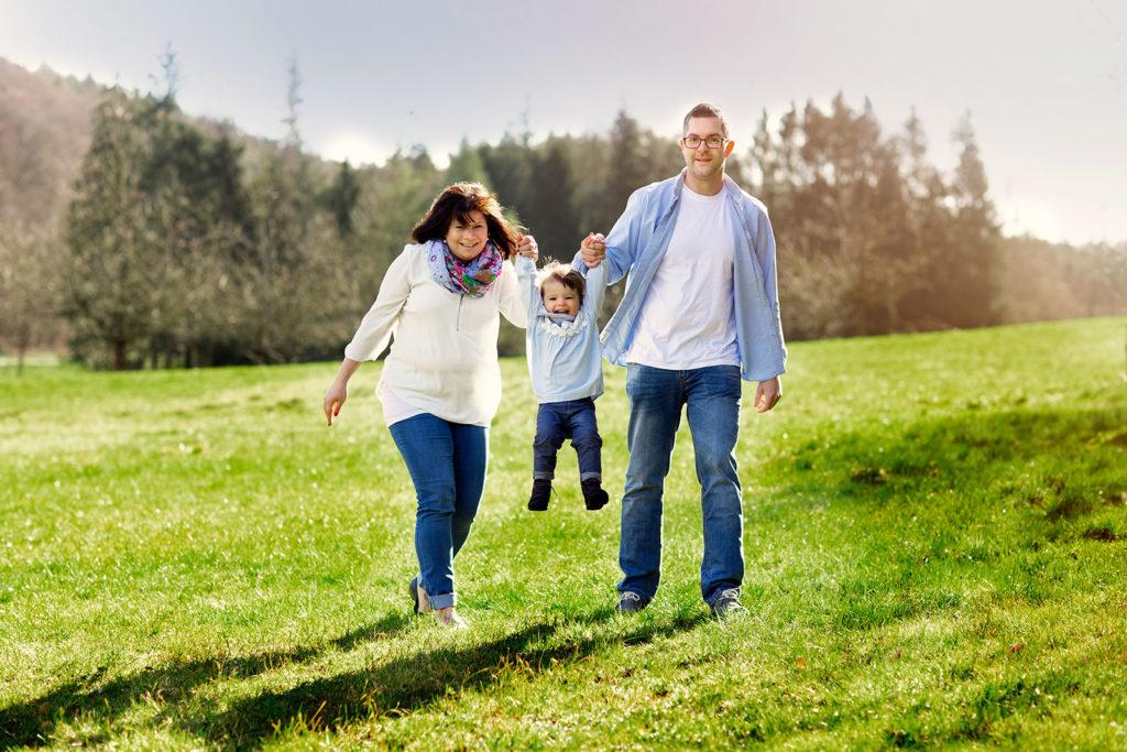 Familien Fotoshooting Stuttgart