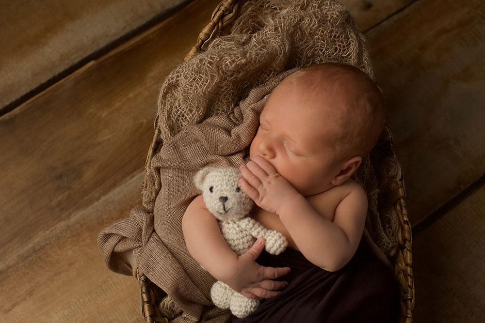 Baby Kuscheltier Kinderfotos Babyfotos Neugeborenenfotos Geburtsfotos natürlich