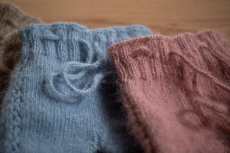 Neue Requisiten Sets Höschen Strickklamotten für Babys Neugeborene Babyoutfit Neugeborenenoutfit
