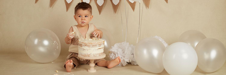 Cake Smash Tortenshooting Esslingen